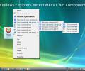 Windows Explorer Context Menu (.Net Component) Screenshot 0