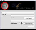 SHA1 Signature Tool Screenshot 0