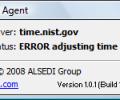Small SNTP Agent Screenshot 0