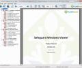 Safeguard Secure PDF File Viewer Screenshot 0