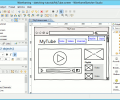 WireframeSketcher Wireframing Tool Screenshot 0