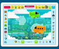 Sticker Activity Pages 3: Animal Town Screenshot 0