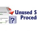 Unused Stored Procedures Screenshot 0
