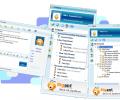 BA LAN Messenger Screenshot 0