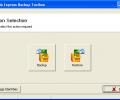 Outlook Express Backup Toolbox Screenshot 0