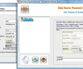 Outlook Mail Passwords Unmask Software Screenshot 0