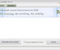 Word2EXE - Word to EXE Screenshot 0