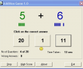 Addition Game Screenshot 0