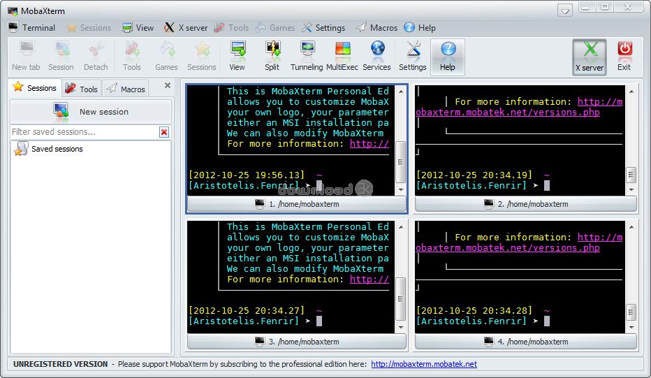 Download MobaXterm_Portable_v12 1 zip Free - MobaXterm 12 1