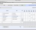 Senomix Timesheets for Mac OS X Screenshot 0