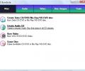 Free CD DVD Blu Ray HD DVD Burn Suite Screenshot 0