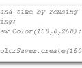 ColorSaver Screenshot 0