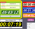 Jumbo Timer Screenshot 0