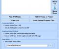 Convert Multiple JPG Files To PDF Files Software Screenshot 0