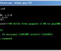 Console telnet Screenshot 0