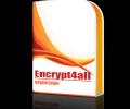 Encrypt4all Home Edition Screenshot 0