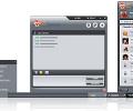 123 Web Messenger Software Screenshot 0