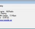 Radio Stream Player Screenshot 0