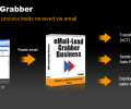 eMail-Lead Grabber Business Screenshot 0