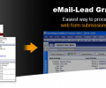 eMail-Lead Grabber GMSQL Screenshot 0