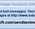 Gmail Send Text Messages To Multiple Recipients Software Screenshot 0