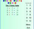 Speaking Times Table Tutor Screenshot 0