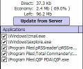 DeSofto Traffic Compressor for Windows Mobile Screenshot 0