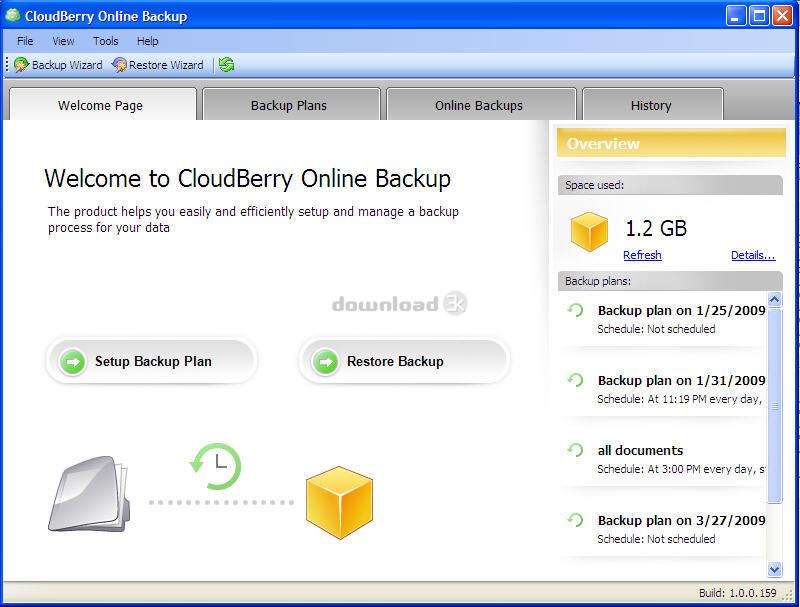 Antivirus report for CloudBerryOnlineBackupSetup_v2 6 0