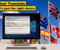 Just Translate 2019 for Windows Screenshot 0
