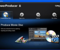 CyberLink PowerProducer Screenshot 0