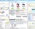 Multi-Panel Browser Screenshot 0