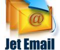 Jet Email Extractor Screenshot 0