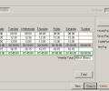 Human Resources Timesheet Monitoring Screenshot 0