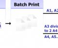 2D Batch Print for AutoCAD DWG, DXF, PLT Screenshot 0