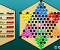 Multiplayer Chinese Checkers Screenshot 0