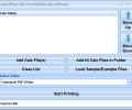 OpenOffice Calc Print Multiple Files Software Screenshot 0