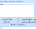 OpenOffice Calc Import Multiple Excel Files Software Screenshot 0