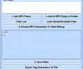 MP3 ID3 Tag Editor Software Screenshot 0