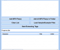 MP3 Extract ID3 Tags From Multiple Files Software Screenshot 0