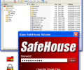 SafeHouse Explorer USB Disk Encryption Screenshot 0
