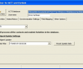 123 Sync Client for ACT and Outlook Screenshot 0