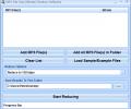 MP3 File Size (Bitrate) Reduce Software Screenshot 0