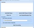 Convert Multiple OGG Files To MP3 Files Software Screenshot 0