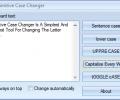 Primitive Case Changer Screenshot 0