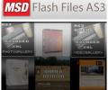 Bouncing Menu Flash XML Screenshot 0