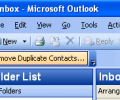 Remove Duplicate Contacts for Outlook Screenshot 0