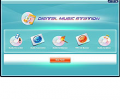 Digital Music Record Convert Burn Station Screenshot 0