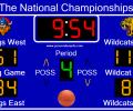 Basketball Scoreboard Dual Screenshot 0
