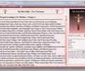The Holy Bible - New Testament Screenshot 0