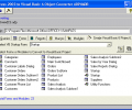 Access to Visual Basic Object Converter Screenshot 0